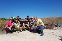 Il Movimento 5 Stelle Bisceglie compie la prima passeggiata ecologica anti-rifiuti