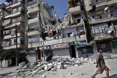 Incontro sulla situazione in Siria presso la chiesa di San Silvestro