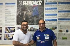Diaz, rinnovata la partnership con Hammer