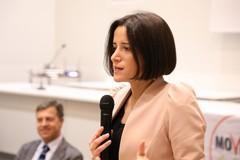 Antonella Laricchia candidata alla presidenza della regione per il Movimento 5 Stelle