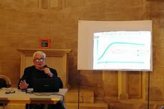 Incontri Fai, Paolo Saraceno (ministero dell'ambiente) a Bisceglie spiega perché il nucleare è la soluzione per l'energia del futuro