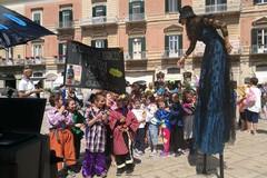 """Anche domenica è """"Tempo dei piccoli"""" in piazza Margherita"""