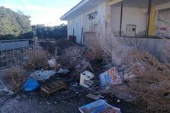 Ex Sirenella, rimossi i rifiuti pericolosi abbandonati all'imbocco del molo