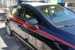 Incidente alla rotatoria tra via Imbriani e Carrara San Francesco