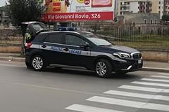 Controlli della Polizia Locale durante il mercato settimanale