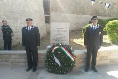 Nel ricordo dell'Eroe Nazario Sauro Bisceglie rinsalda i suoi legami con la Marina Italiana
