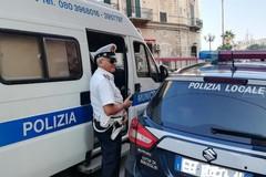 Il ringraziamento di Emiliano alla Polizia Locale