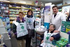 Buona partecipazione alla raccolta del farmaco promossa da Caritas