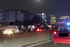 Brutto incidente sulla 16 bis a Trani, traffico bloccato in direzione nord