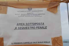 Sequestro area demaniale, Legambiente: «A quale lavoro si riferisce?»