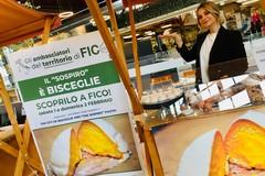 Il sospiro biscegliese spopola al Fico World Eataly di Bologna