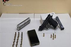 Biscegliese arrestato per possesso illegale di un'arma