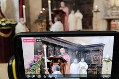 Santa Messa del 1 gennaio dalla Cattedrale in diretta su Bisceglieviva