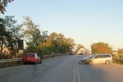 Incidente sulla Bisceglie - Andria. Cinque feriti