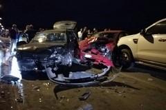 Spaventoso incidente stradale sulla provinciale Bisceglie-Ruvo/Corato