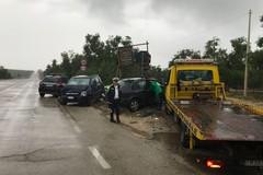 Incidente sulla provinciale Bisceglie-Corato, due feriti