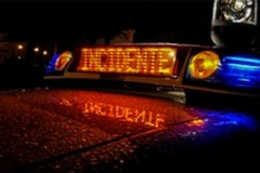 Incidente notturno sulla 16 bis tra Bisceglie e Molfetta