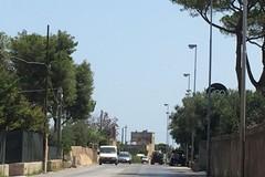 Tamponamento in via Imbriani