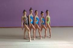 Cinque ginnaste dell'Iris al torneo individuale Gold di Chieti