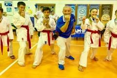 Un biscegliese nella squadra di karate della Puglia che ha vinto il Trofeo Coni