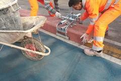 Pista ciclabile sulla litoranea, riprendono i lavori