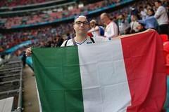 Italia-Spagna, un biscegliese presente a Wembley