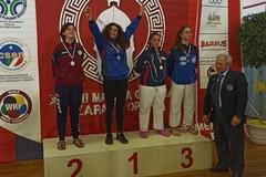Karate, una vittoria e un secondo posto per le Fiamme Cremisi alle qualificazioni per i campionati italiani Juniores