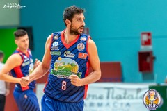 Dopogara Lions Bisceglie-Luiss Roma: Mathias Drigo