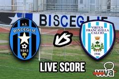 Coppa Italia: Bisceglie-Virtus Francavilla 2-0. Jovanovic regala i sedicesimi di finale