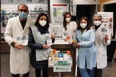 Banco farmaceutico, raccolti in totale 812 medicinali
