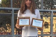 Nuoto, campionati regionali estivi: cinque vittorie per Lucrezia Napoletano