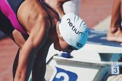 Lucrezia Napoletano è argento nei 50 stile libero Junior
