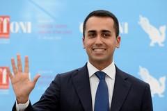 Il vice presidente del consiglio Luigi Di Maio nella Bat