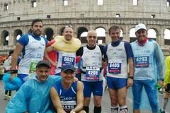 Bilancio positivo per gli atleti di Bisceglie Running impegnati nelle maratone di Roma e Milano