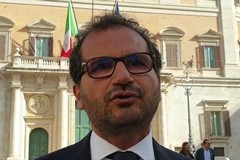 """""""Elezioni subito"""", Gemmato alla manifestazione in piazza Montecitorio"""