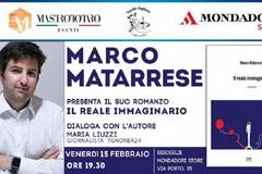 """Marco Matarrese presenta il suo libro """"Il reale immaginario"""""""