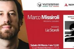 """Marco Missiroli presenta il suo libro """"Fedeltà"""""""