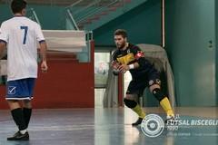 Nulla da fare per un Futsal Bisceglie rimaneggiato