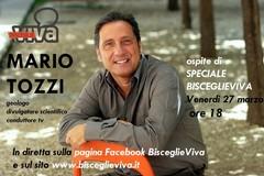 Speciale BisceglieViva - Venerdì 27 marzo. Ospite Mario Tozzi