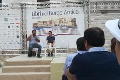 La filosofia ospite di Libri nel Borgo Antico con Matteo Losapio e Dario Gurashi
