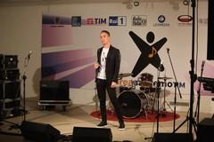 Il  giovane cantante biscegliese Matteo De Feudis intervistato per il Premio Mia Martini