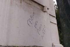 Fabio del fumo nero e altri graffiti