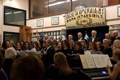 Il New Chorus mette in scena la canzone napoletana a Roma Intangibile