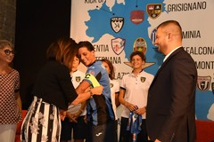 Comincia a Marigliano l'avventura del Bisceglie Femminile in Serie A