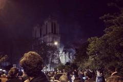 Incendio di Notre Dame, la testimonianza di un biscegliese a Parigi
