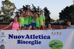 La Nuovatletica centra un ottimo secondo posto ai campionati regionali di società Ragazze