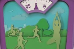 Lotta a sedentarietà e obesità: la prossima è la settimana giusta