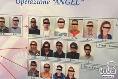 Operazione antidroga Angel, coinvolti anche due biscegliesi