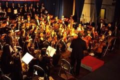 Santa Cecilia con la banda Biagio Abbate