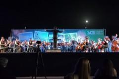 Emozioni allo Sporting Club con il concerto dell'Orchestra giovanile della Bat